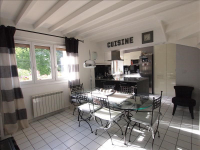 Vente - Duplex 3 pièces - 66 m2 - Curis au Mont d'Or - Photo