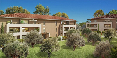 Appartement T3 aix en provence - 3 pièce (s) - 66.9 m²