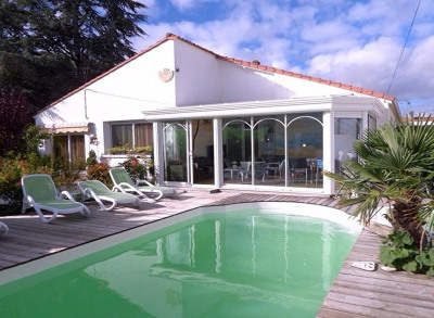 Belle villa de 130 m² avec piscine à royan