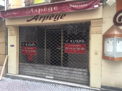 Location Boutique Manosque