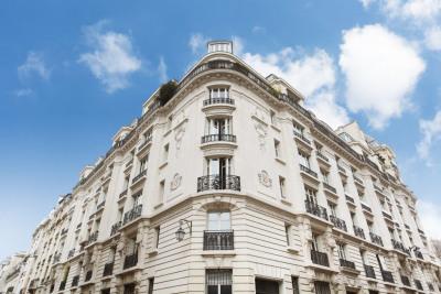 Paris IVe - Boulevard Henri IV
