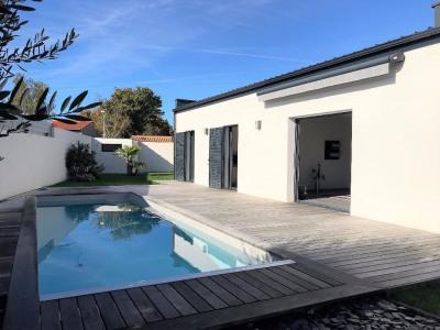 Maison Saint Medard D Aunis 5 pièce (s) 115 m²