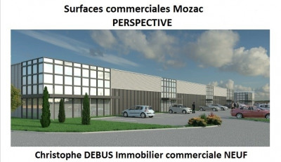 Vente Local commercial Mozac