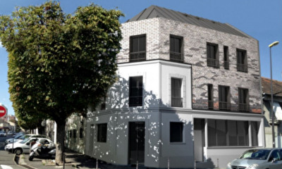 Appartement Ivry-sur-seine 2 pièce (s) 36.6 m²