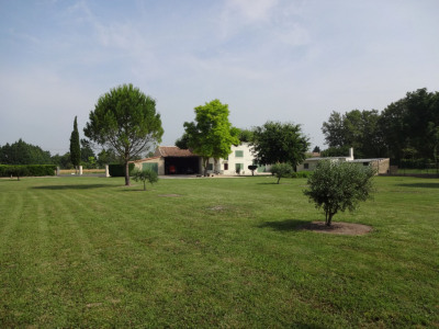 MAS en campagne sur 9700 m² de terrain clos