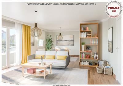 Appartement Decines Charpieu 4 pièce (s) 81 m²