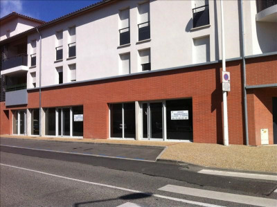 Vente Local commercial Lespinasse