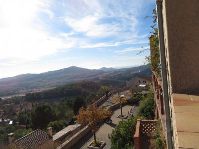 Maison de village type 5 avec terrasse et vue