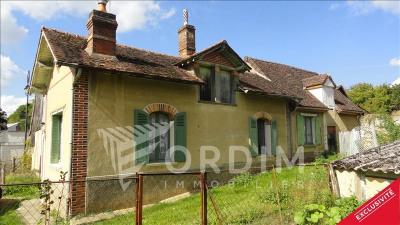 Maison ancienne toucy - 3 pièce (s) - 70.45 m²