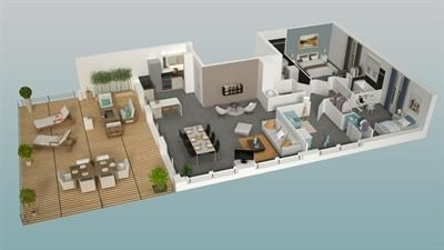 New home sale program Albitreccia  - Picture 7