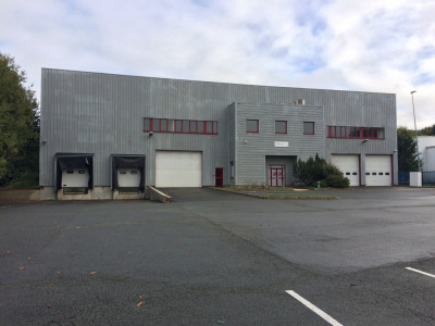 Location Local d'activités / Entrepôt Le Thillay