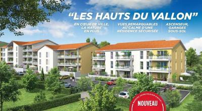 vente neuf Programme Pollionnay