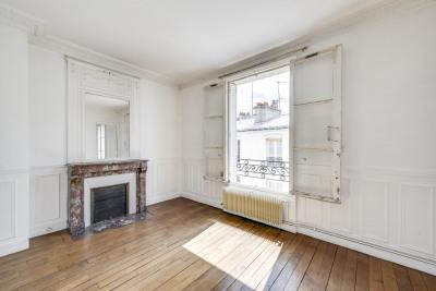 Paris 17ème - marche poncelet - appartement 3 pièces