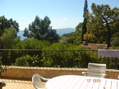 Vacation rental house / villa Les issambres 3 125€ - Picture 6
