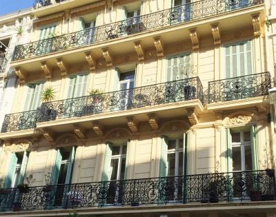 Cannes Rue des États-Unis Cannes