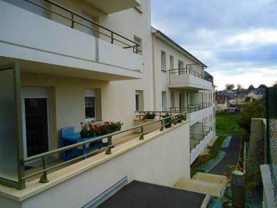 Location - Appartement 2 pièces - 48,05 m2 - Flers - Photo