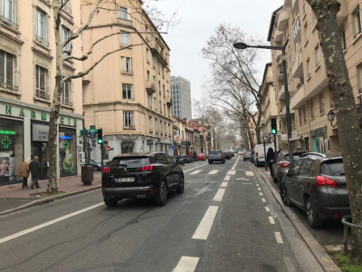 Продажa - магазин - 45 m2 - Lyon 8ème - Photo