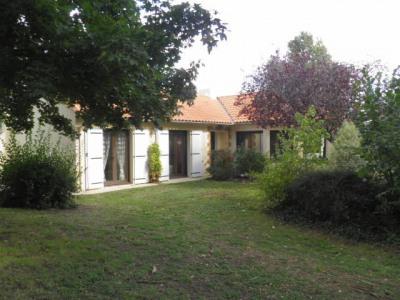 Maison en campagne - T4