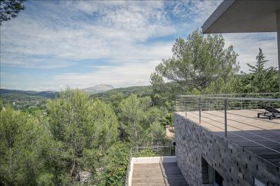 Villa contemporaine aix en provence - 5 pièce (s) - 200 m²