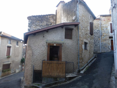 Maison de village Puy l'Eveque