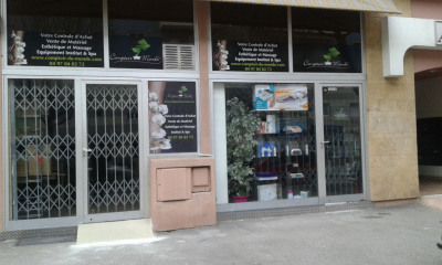 Location local commercial Juan les Pins