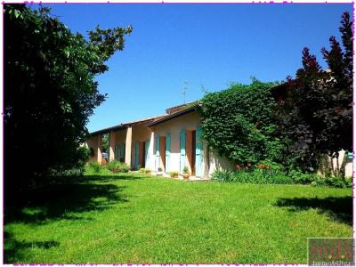 Balma centre - villa T6 sur 1200 m² - tout à pied