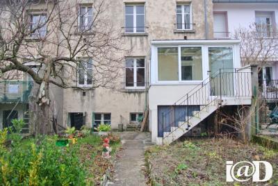 Vente Appartement 5 pièces Nancy-(96 m2)-150 000 ?