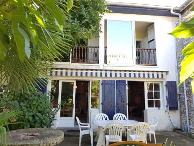 Maison de village 4 chambres et jardin