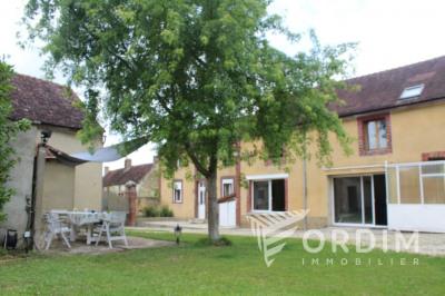 Maison ancienne st florentin - 6 pièce (s) - 185 m²