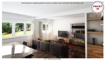 Appartement Soisy Sous Montmorency 3 pièce (s) 55 m²