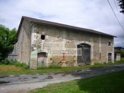 Grange 190 m² sur 7200 m²