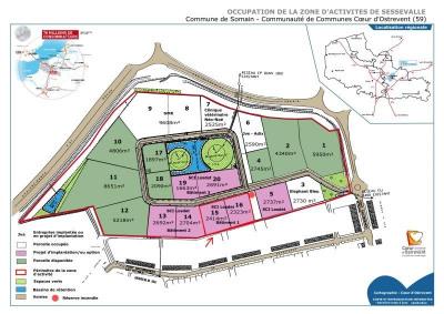 Location Local d'activités / Entrepôt Somain