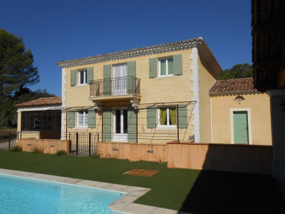 A SALERNES T5 VILLA WITH PANORAMIC VIEW