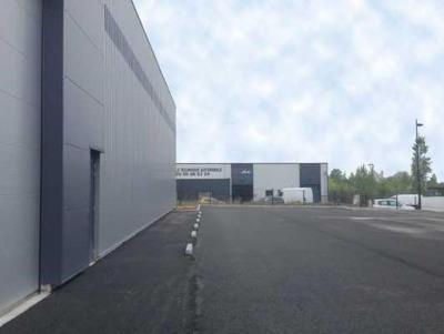 Location Local d'activités / Entrepôt Ambarès-et-Lagrave 0