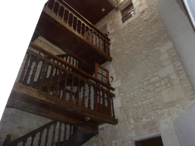139m²-3 chambres-garage-cour