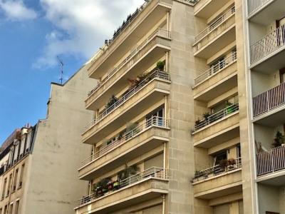 3 pièces balcon