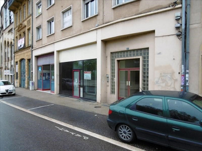 Vente Local commercial Metz