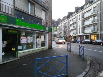 Vente fonds de commerce boutique Quimper (29000)