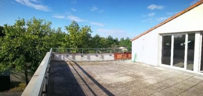 Lardenne proche Airbus, appartement T4 avec terrasse 66m²