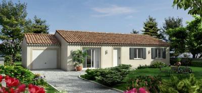 Maison  4 pièces + Terrain 408 m² Lamanon par VILLAS TRIDENT SALON DE PROVENCE