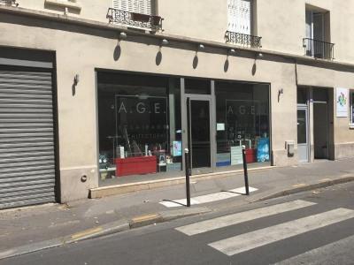 Location Local commercial Paris 19ème