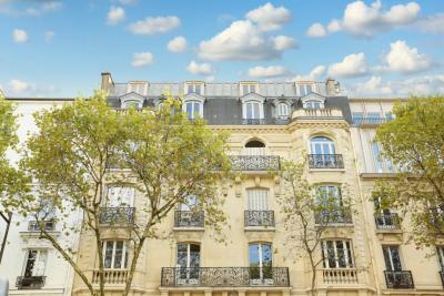 Boulogne Billancourt - Route de la Reine - Square Léon Blum