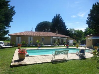 A 15 min de Castres axe Toulouse Villa avec piscine