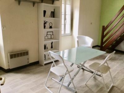 appartement T1 duplex meuble