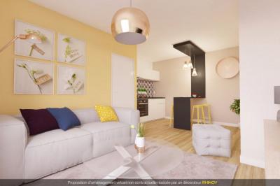 LYON 6ème Masséna T2 32 m² rénové