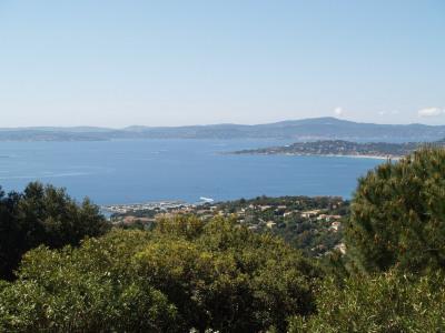 Villa provençale très belle vue golfe de St. Tropez