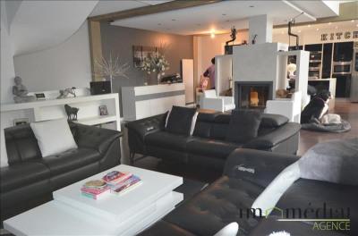 Revenda residencial de prestígio - casa contemporânea 5 assoalhadas - 174 m2 - Rueil Malmaison - Photo