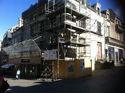 Vente Local commercial Vannes