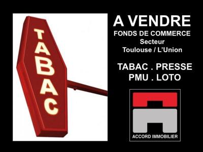 Fonds de commerce Tabac, PMU, Loto