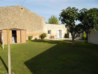 Vente maison / villa Le Gua (17600)
